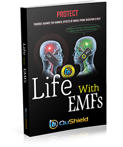 Ebook about how EMF pollution affects your life
