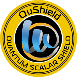 QuShield EMF Protection for Cell Phones
